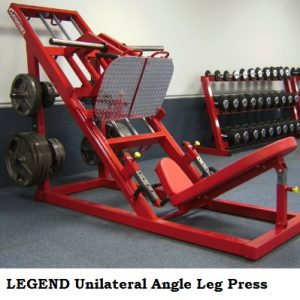 LEGEND Unilateral Angle Leg Press